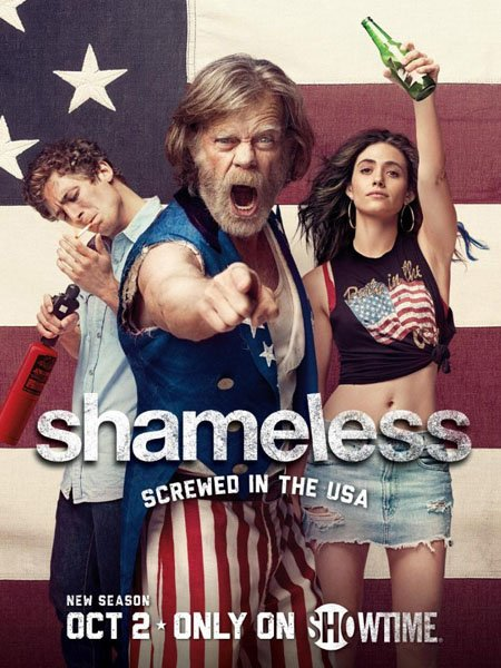 Бесстыжие (7 сезон) / Shameless (2016) HDTVRip