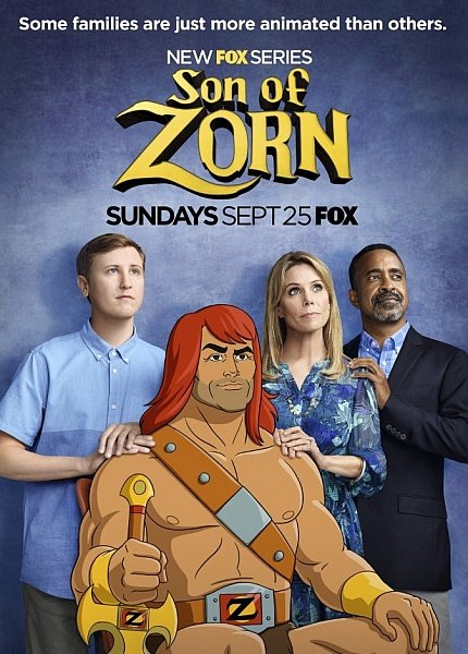 сериал Сын Зорна (1 сезон) / Son of Zorn