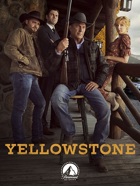 Йеллоустоун (2 сезон) / Yellowstone (2019) WEB-DLRip