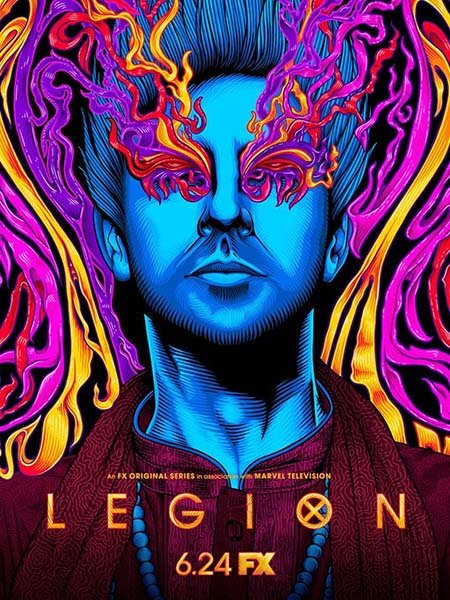 Легион (3 сезон) / Legion (2019) WEB-DLRip