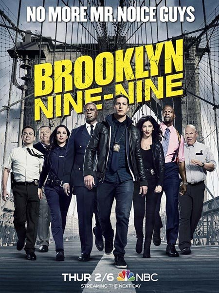 сериал Бруклин 9-9 (7 сезон) / Brooklyn Nine-Nine