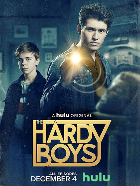 сериал Братья Харди (1 сезон) / The Hardy Boys